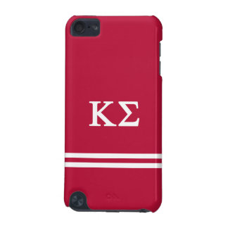 Kappa Sigma | Sport Stripe iPod Touch (5th Generation) Cover