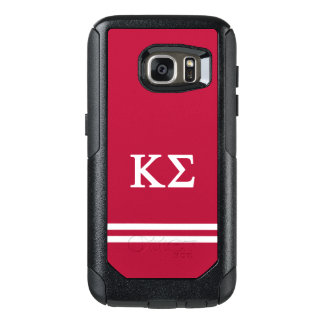 Kappa Sigma | Sport Stripe OtterBox Samsung Galaxy S7 Case