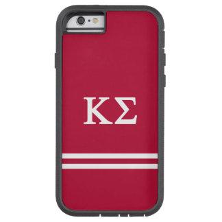 Kappa Sigma   Sport Stripe Tough Xtreme iPhone 6 Case