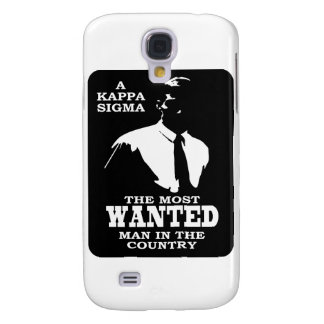Kappa Sigma - The Most Wanted Samsung Galaxy S4 Cases