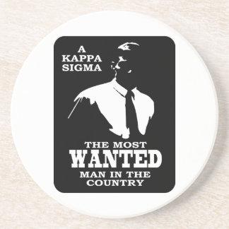 Kappa Sigma - The Most Wanted Coaster