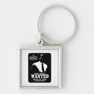 Kappa Sigma - The Most Wanted Key Ring