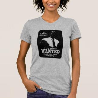 Kappa Sigma - The Most Wanted Shirts