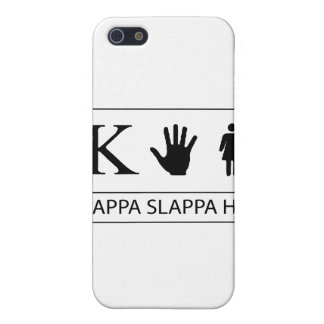 Kappa Slappa Ho iPhone 5/5S Case