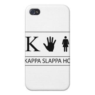 Kappa Slappa Ho iPhone 4/4S Covers