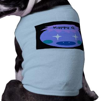 Kappa Sleeveless Dog Shirt