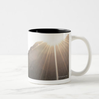 kaprun, salzburg,salzburger land, salzkammergut, 2 Two-Tone coffee mug