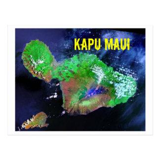 Kapu Maui Postcard
