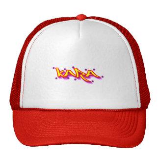 Kara Graffiti Trucker Hat, Cap
