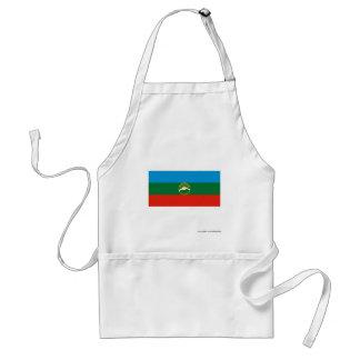 Karachay-Cherkess Republic Flag Aprons