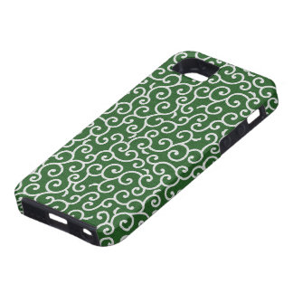 KARAKUSA - arabesque arabesque pattern iPhone 5 Covers