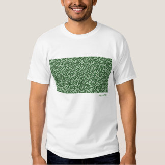 KARAKUSA - T-shirt with arabesque arabesque patter