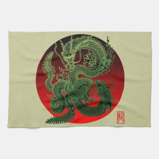 Karami Ryuu 3 Tea Towel