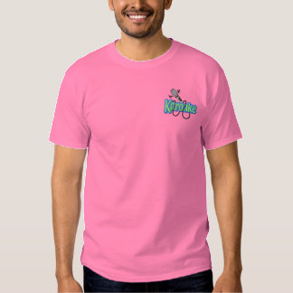 Karaoke Embroidered T-Shirt