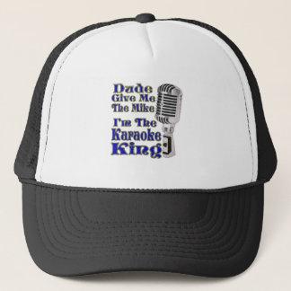 Karaoke King Trucker Hat