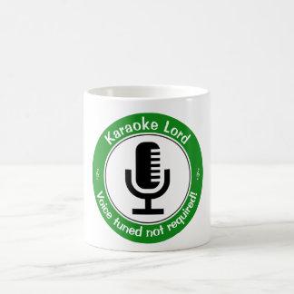 Karaoke Master Coffee Mug