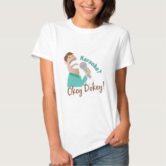 Karaoke Okey Dokey Shirts
