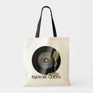 Karaoke Queen Bags