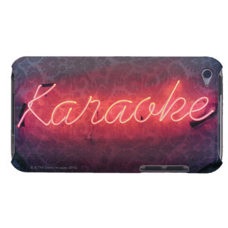 Karaoke Sign iPod Touch Case-Mate Case