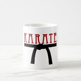 Karate Black Belt Mug