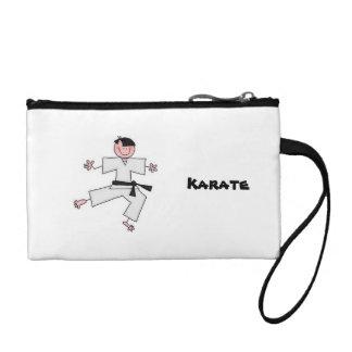 Karate cartoon Bagettes Bag