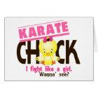 Karate Chick 1 Card