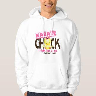 Karate Chick 1 Hoodie