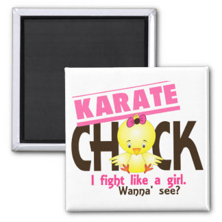Karate Chick 1 Magnet