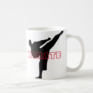 Karate Coffee Mug