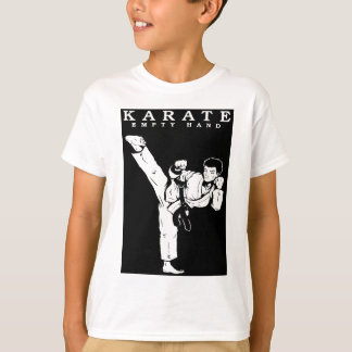 karate empty hand T-Shirt