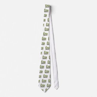 Karate Frogs Tshirts and Gifts Tie