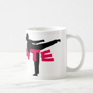 Karate Girl Mug