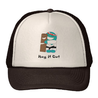 Karate Hug Hat