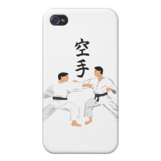 Karate iPhone 4/4S Covers
