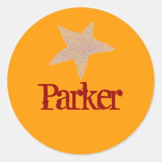 Karate Kat ID--to personalize Sticker
