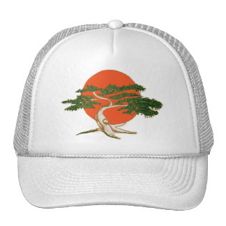 Karate Kid Mr. Miyage Bonsai Trucker Hat