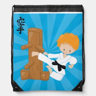 Karate Kids Backpack