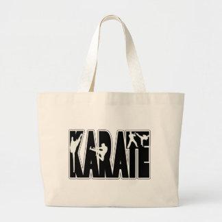 KARATE LARGE TOTE BAG