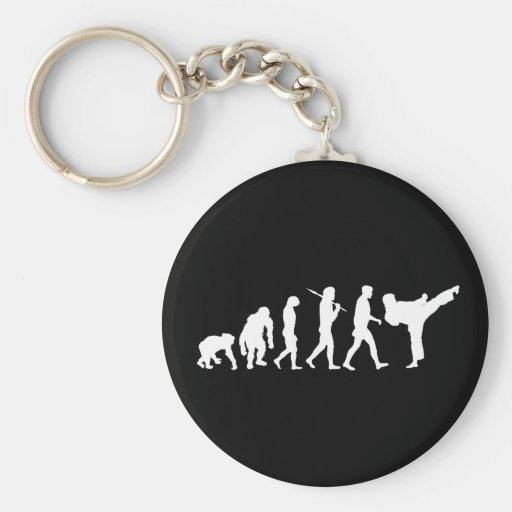 Karate lovers Dojo training gift Keychain