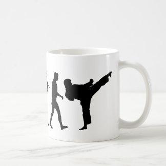 Karate lovers Dojo training gift Coffee Mugs