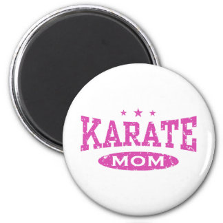 Karate Mom Magnet