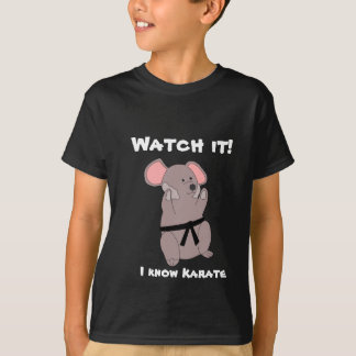 Karate Mouse T-Shirt