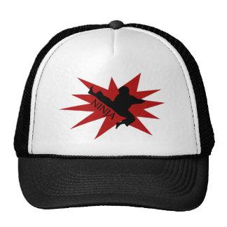 Karate Ninja Cap