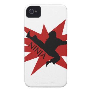Karate Ninja Case-Mate iPhone 4 Cases
