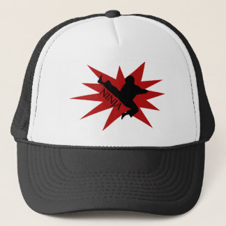 Karate Ninja Trucker Hat