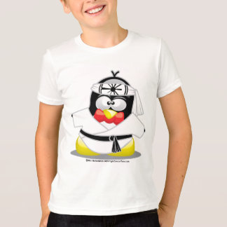 Karate Penguin T-Shirt