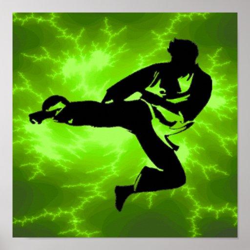 Karate Posters