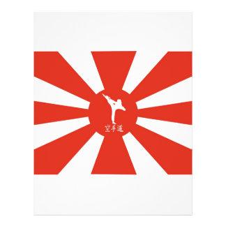 Karate Rays 21.5 Cm X 28 Cm Flyer