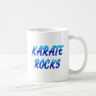 KARATE ROCKS MUG