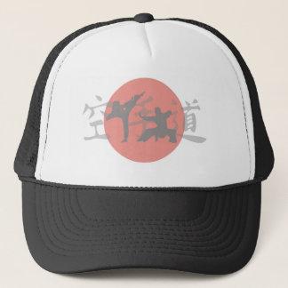 Karate Sun Trucker Hat